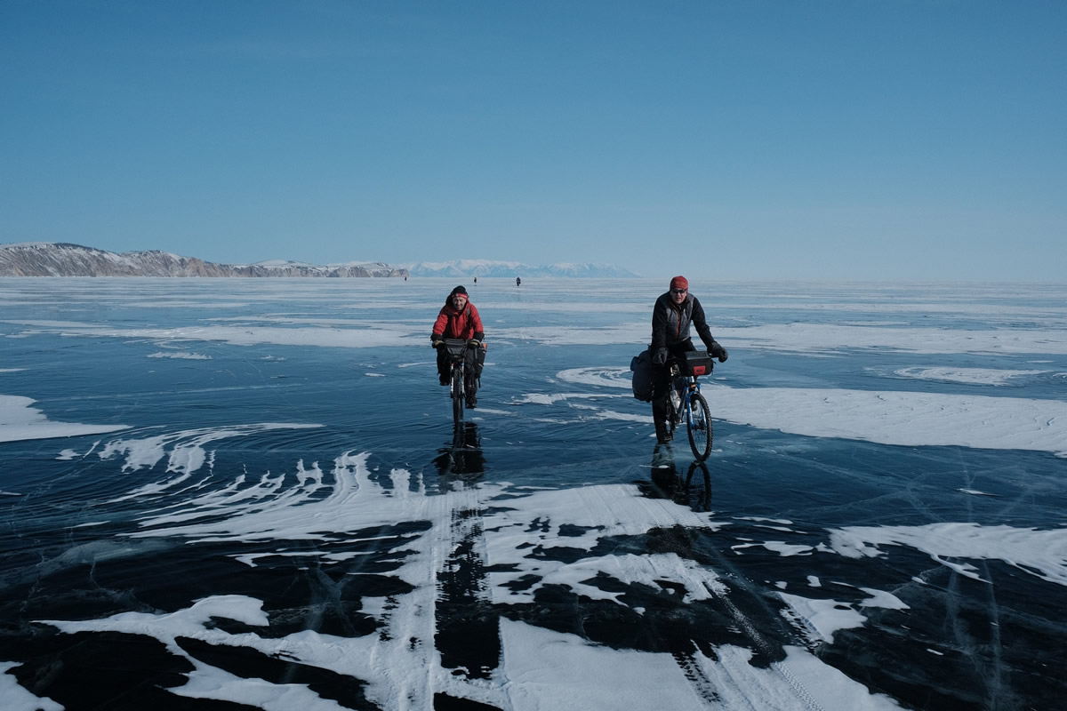Отчет о велопоходе по Байкалу 2021. Николай Белых