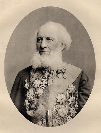 Пётр Петрович Семёнов (Тян-Шанский)