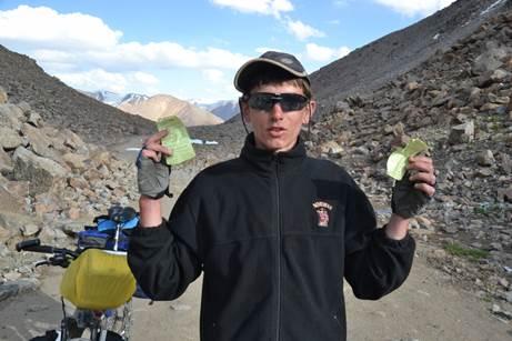 Киргизия 2012. Велоотчет.