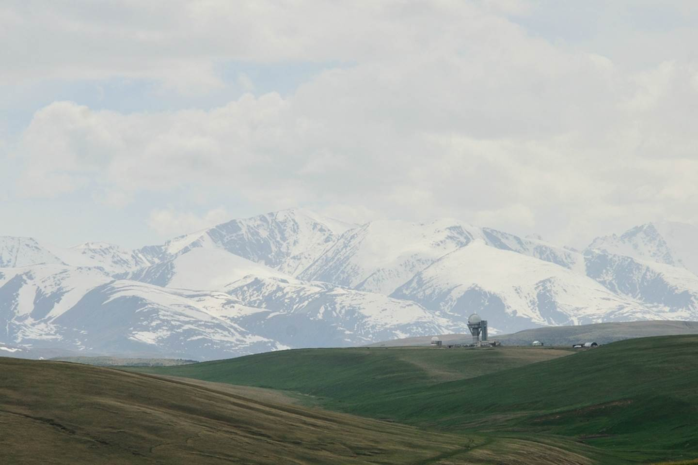 Велопоход по Юго-Восточному Казахстану в мае 2015г