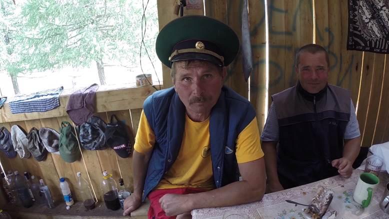 Антон Гольдберг. Велопутешествие по Горному Алтаю