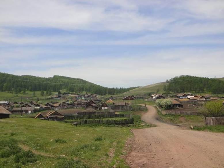 Велопутешествие по Хакасии 2013.