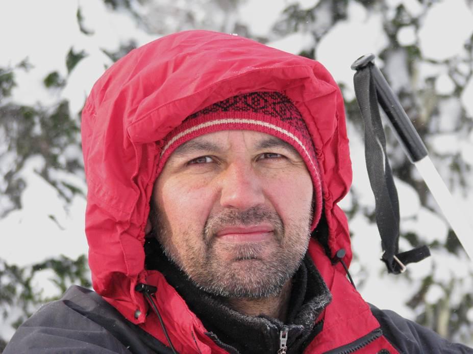 Кузнецкий Алатау 2014. Лыжный поход. Николай Белых - автор.
