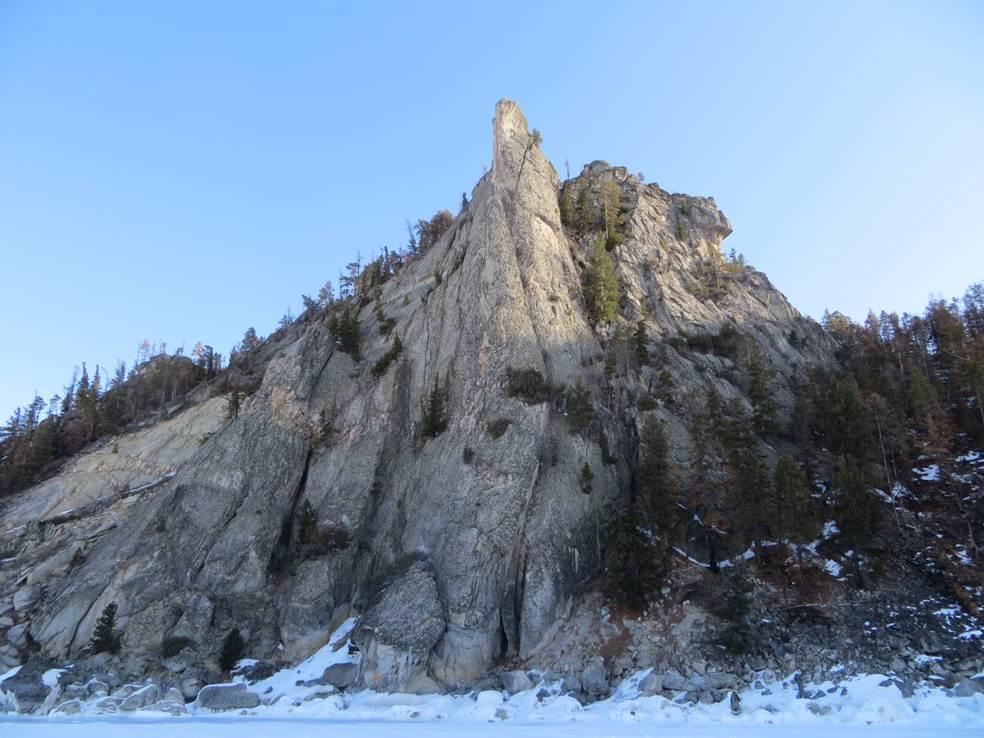 Байкал 2016. Лыжный поход. Николай Белых.