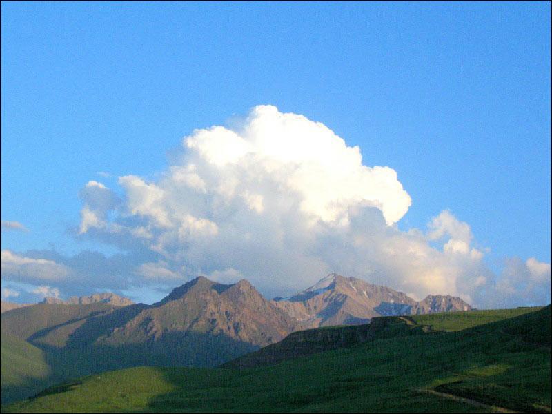 11. Вид на окрестные горы