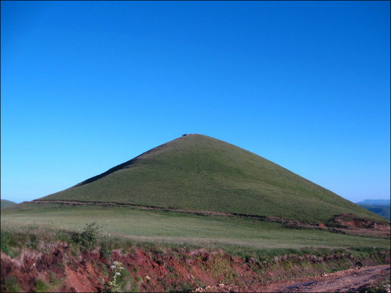 12. Гора Тузлук