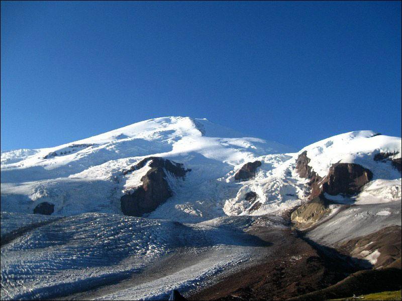 27. Ледники Эльбруса
