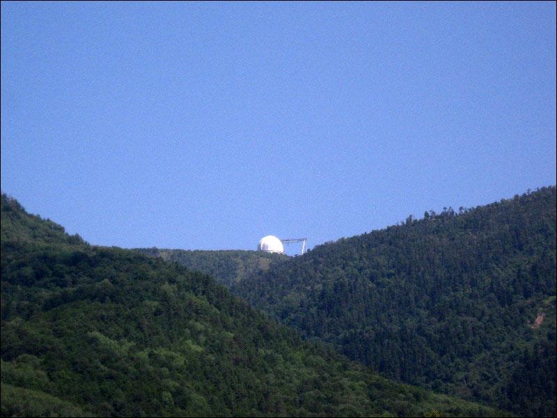 52. Архызская обсерватория