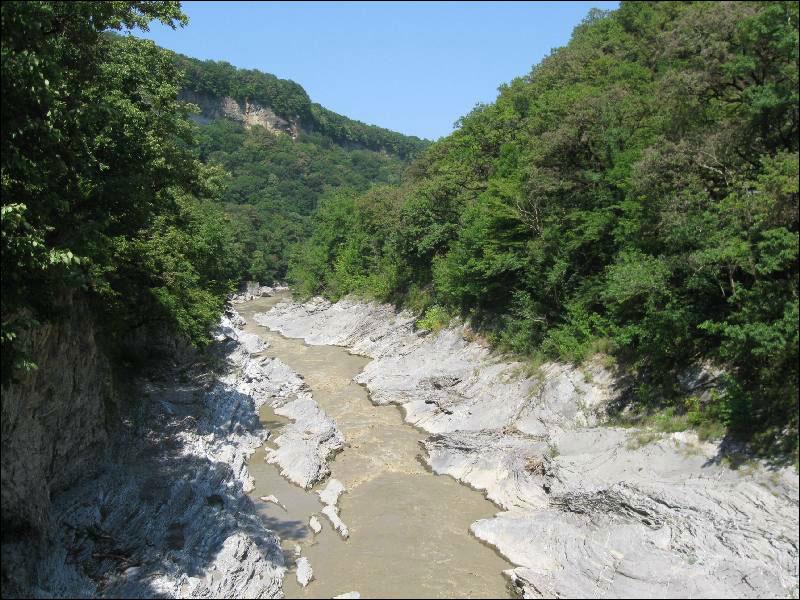 55. Река Белая