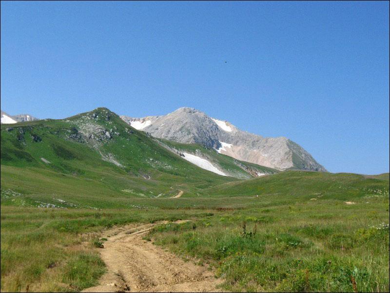 62. Гора Оштен