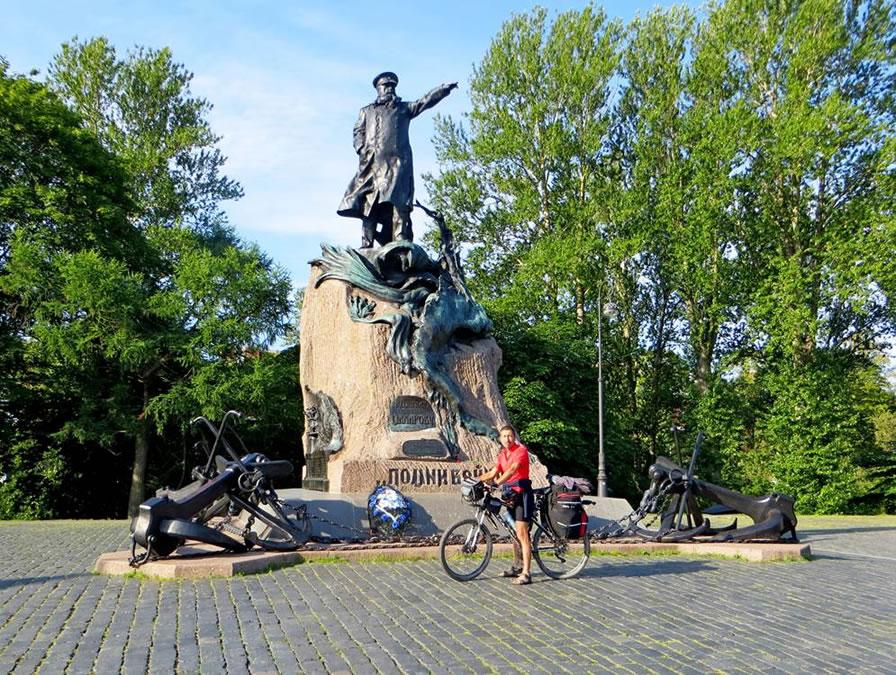 Русский север. Велоотчет. Николай Белых.
