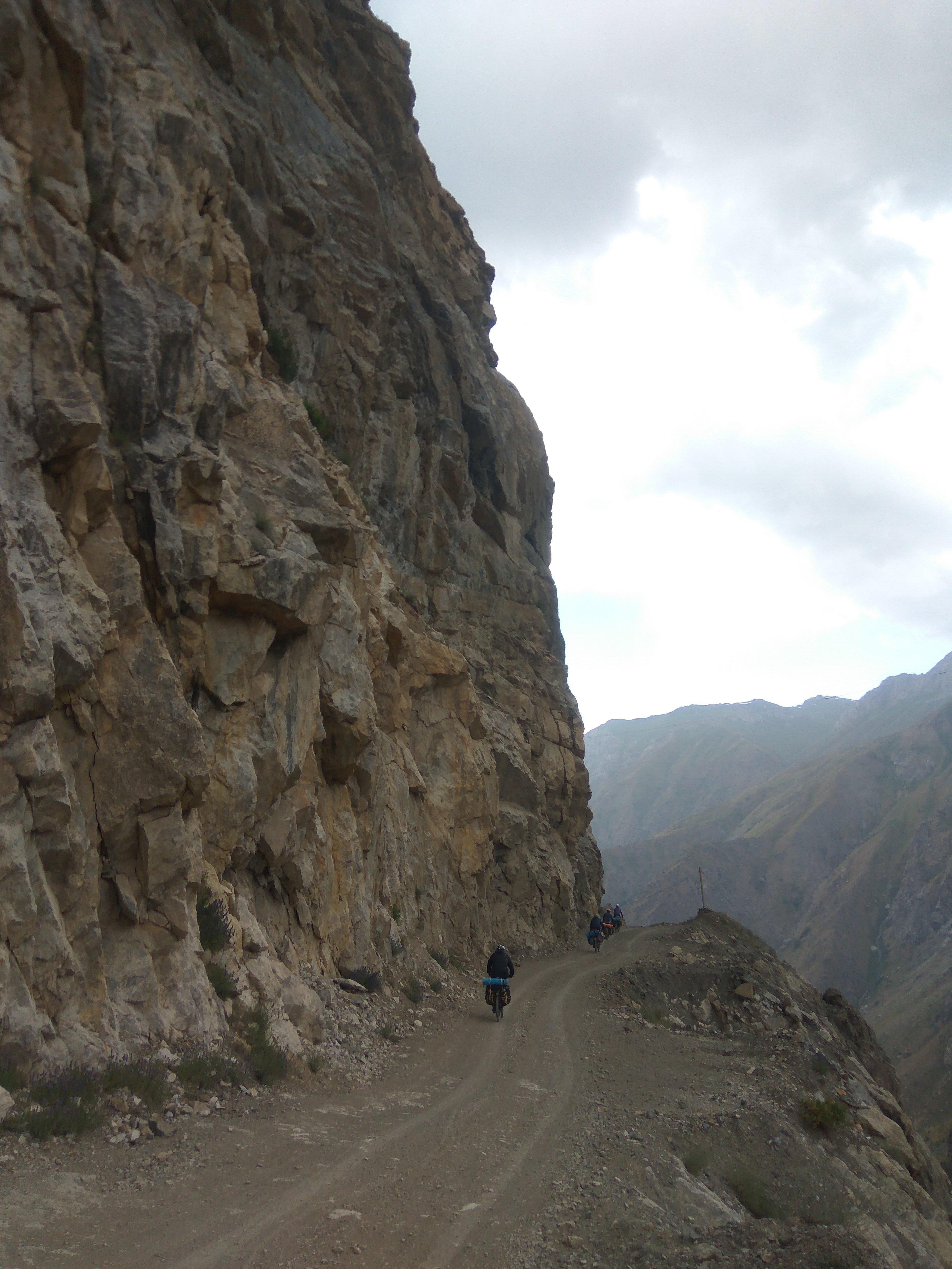 Путешествие по крыше мира. Велопоход по Памиро-Алаю. Андрей Басалаев