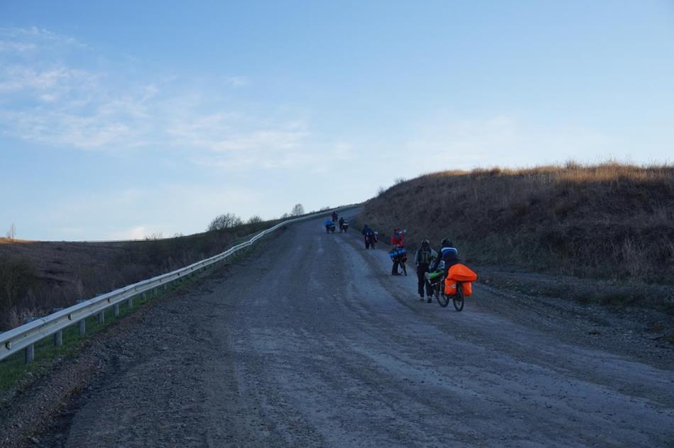 Отчет о велопоходе Велопервомай 2019. Бойко Мария Анатольевна