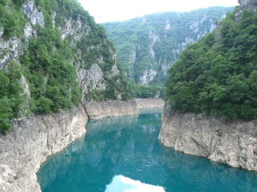 Велопутешествие по Черногории