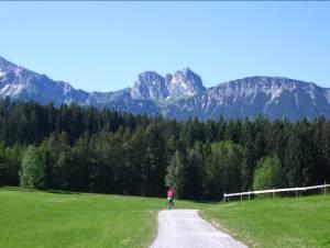 Велосипедное путешествие по Западной Европе