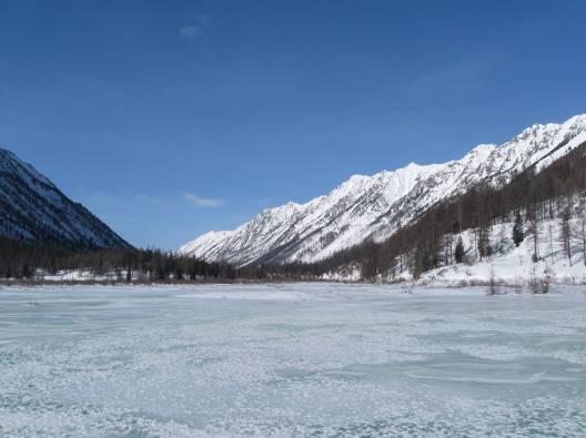 Восточный Саян 2011