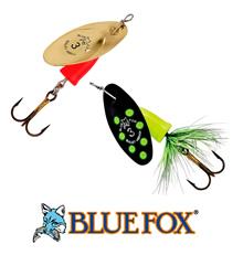 Вращающиеся блесна BlueFox купить