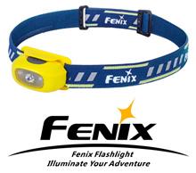 «Fenix» - светодиодные налобные и кемпинговые фонари для туристов, рыбаков