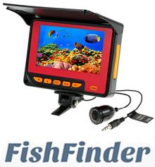 Подводную камеру для рыбалки купить