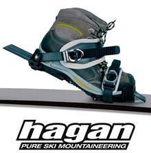 Hagan X-Trace Pivot Крепления лыжные для туристических лыж купить