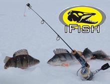 IFish - щведские зимние удочки для подледной рыбалки купить