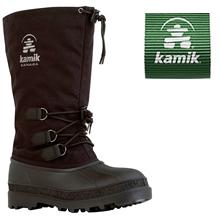 Kamik - прочные, долговечные и водонепроницаемые зимние сапоги
