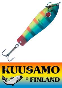 Kuusamo - колеблющиеся блесна