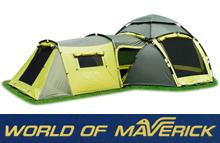 Автоматические шатры для отдыха на природе Maverick купить
