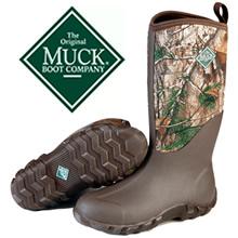 «MuckBoots» - сапоги для охоты, рыбалки и отдыха