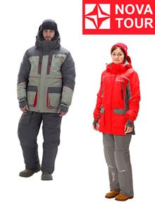 Зимние костюмы для рыбалки и активного отдыха купить