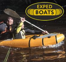 Пакрафты - суперлегкие лодки для рыбалки и туризма!