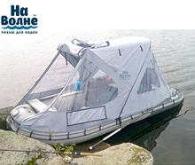 Тенты-чехлы на лодку купить