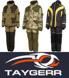 Taygerr - костюмы для рыбалки, охоты и активного отдыха