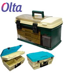 Олта - рыболовные ящики и коробки