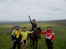 Джунгарский Алатау 2018: Велопоход по Казахстану.