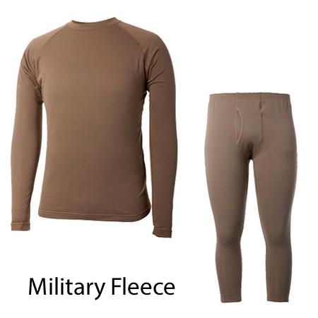 Термобелье Terramar Military Fleece