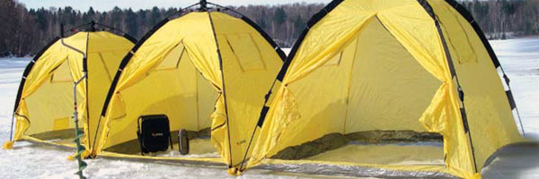 Советы по установке палатки