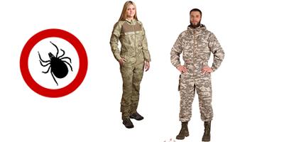Противоэнцифалитные костюмы